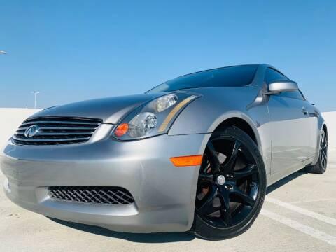 2005 Infiniti G35 for sale at Empire Auto Sales in San Jose CA