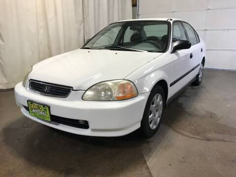 1998 Honda Civic for sale at Frogs Auto Sales in Clinton IA
