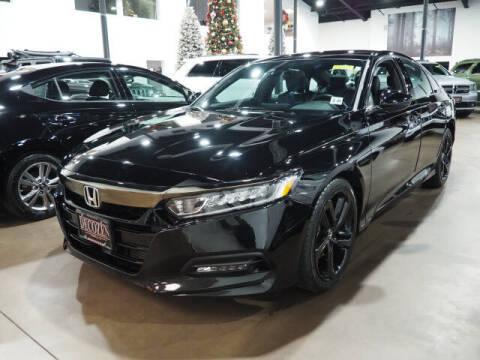 2018 Honda Accord for sale at Montclair Motor Car in Montclair NJ