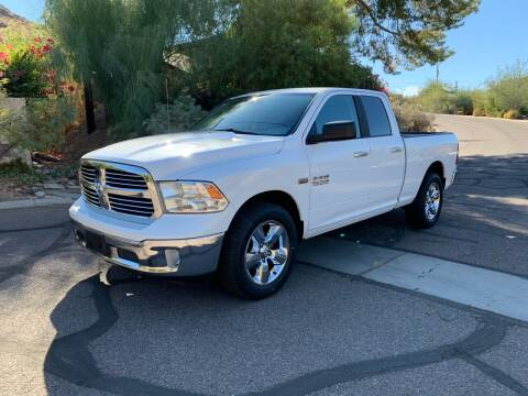 2013 RAM Ram Pickup 1500 for sale at BUY RIGHT AUTO SALES in Phoenix AZ