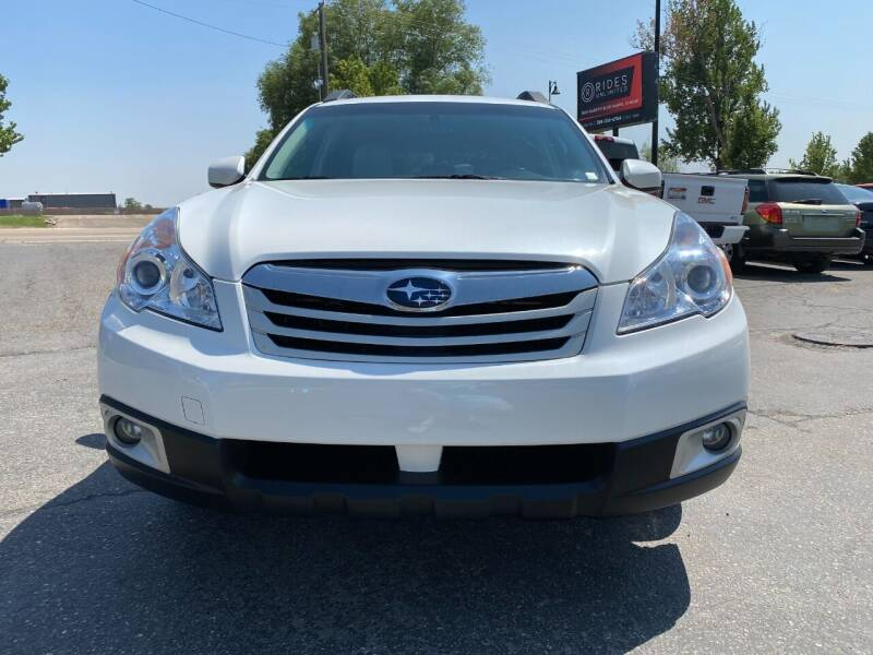 2012 Subaru Outback for sale at Rides Unlimited in Nampa ID