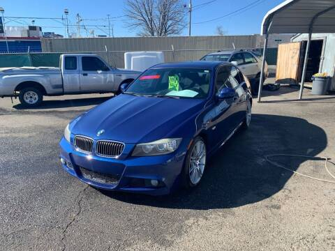 2010 BMW 3 Series for sale at LINDER'S AUTO SALES in Gastonia NC