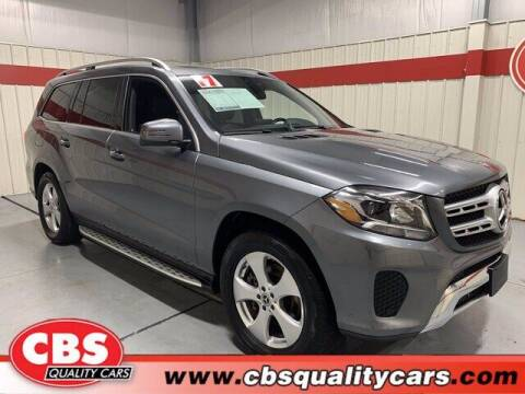 2017 Mercedes-Benz GLS for sale at CBS Quality Cars in Durham NC