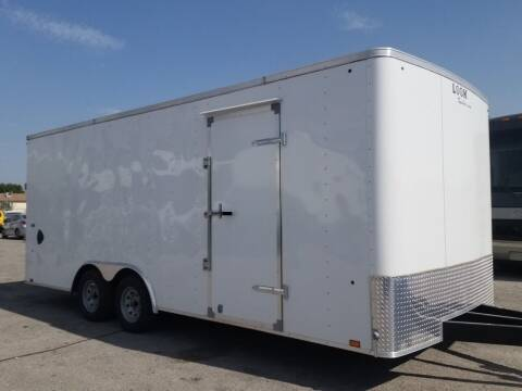 2021 Look Trailers ST 8.5X20