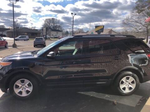 2014 Ford Explorer for sale at Tonys Car Sales in Richmond IN