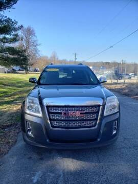 2011 GMC Terrain for sale at Speed Auto Mall in Greensboro NC