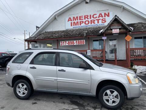 2008 Chevrolet Equinox for sale at American Imports INC in Indianapolis IN