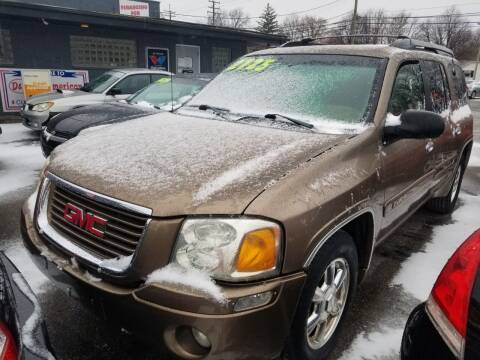 2003 GMC Envoy XL for sale at D & D All American Auto Sales in Mt Clemens MI