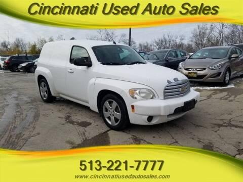 2011 Chevrolet HHR for sale at Cincinnati Used Auto Sales in Cincinnati OH