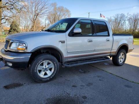 2003 Ford F-150 for sale at Superior Auto Sales in Miamisburg OH