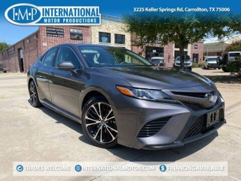 2020 Toyota Camry for sale at International Motor Productions in Carrollton TX
