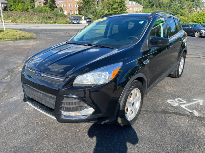 2016 Ford Escape for sale at Turnpike Automotive in North Andover MA