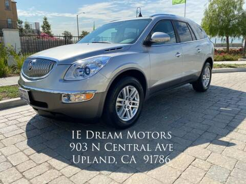 2008 Buick Enclave for sale at IE Dream Motors-Upland in Upland CA