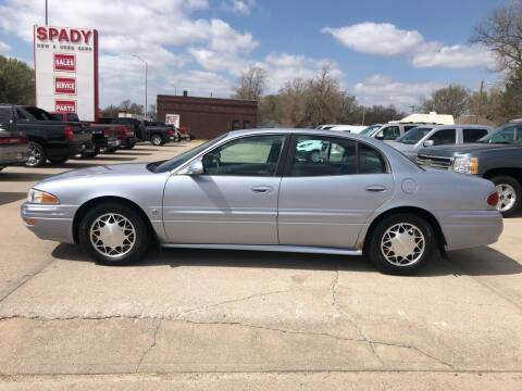 2004 Buick LeSabre for sale at Spady Used Cars in Holdrege NE