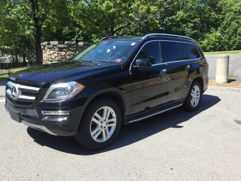 2014 Mercedes-Benz GL-Class for sale at Olsi Auto Sales in Worcester MA