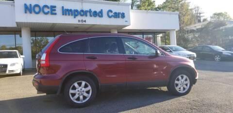 2009 Honda CR-V for sale at Carlo Noce Imported Cars INC in Vestal NY