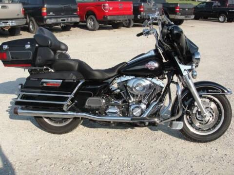 2006 Harley-Davidson Electra for sale at Frieling Auto Sales in Manhattan KS