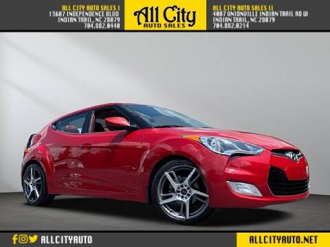 2012 Hyundai Veloster for sale at All City Auto Sales II in Indian Trail NC