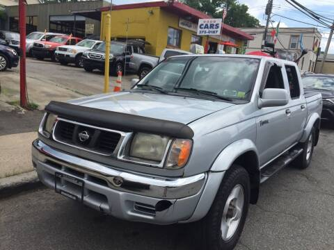 2000 Nissan Frontier for sale at White River Auto Sales in New Rochelle NY