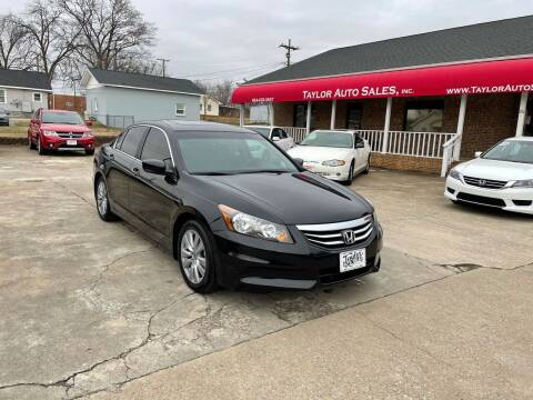 2011 Honda Accord for sale at Taylor Auto Sales Inc in Lyman SC