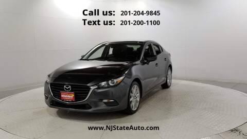 2017 Mazda MAZDA3 for sale at NJ State Auto Used Cars in Jersey City NJ