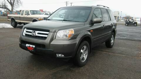 2006 Honda Pilot for sale at Motor City Idaho in Pocatello ID