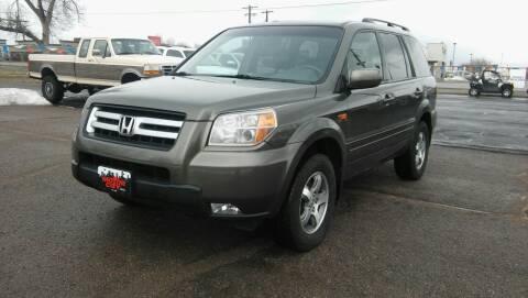 2006 Honda Pilot for sale at Motor City Idaho in Pocatello ID