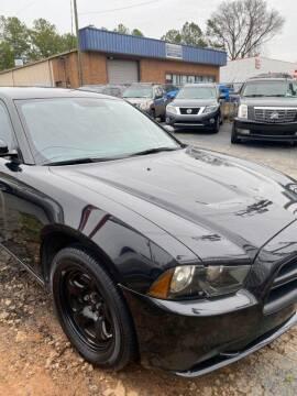2011 Dodge Charger for sale at LAKE CITY AUTO SALES - Jonesboro in Morrow GA