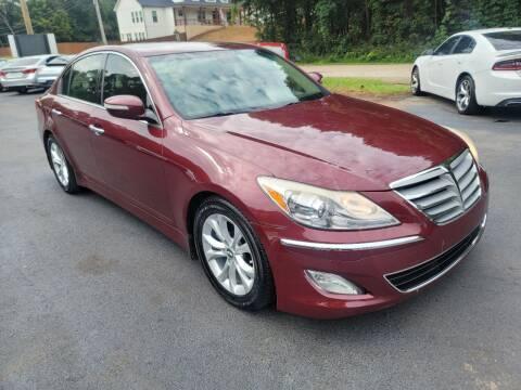 2012 Hyundai Genesis for sale at GEORGIA AUTO DEALER, LLC in Buford GA