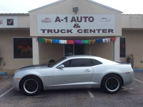 2013 Chevrolet Camaro for sale at A-1 AUTO AND TRUCK CENTER in Memphis TN