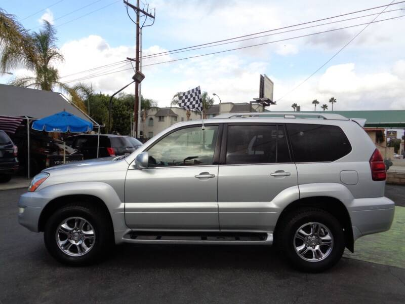 2007 Lexus GX 470 for sale at Pauls Auto in Whittier CA