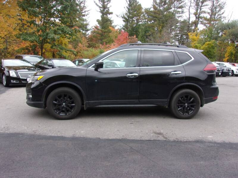 2018 Nissan Rogue for sale at Mark's Discount Truck & Auto in Londonderry NH