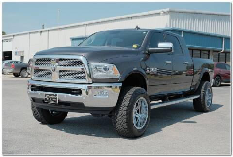 2016 RAM Ram Pickup 2500 for sale at STRICKLAND AUTO GROUP INC in Ahoskie NC