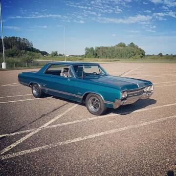 1965 Oldsmobile F85 Cutlass for sale at Midwest Classic Car in Belle Plaine MN