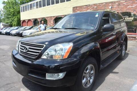 2008 Lexus GX 470 for sale at Absolute Auto Sales, Inc in Brockton MA