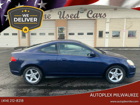 2003 Acura RSX for sale at Autoplex Milwaukee in Milwaukee WI