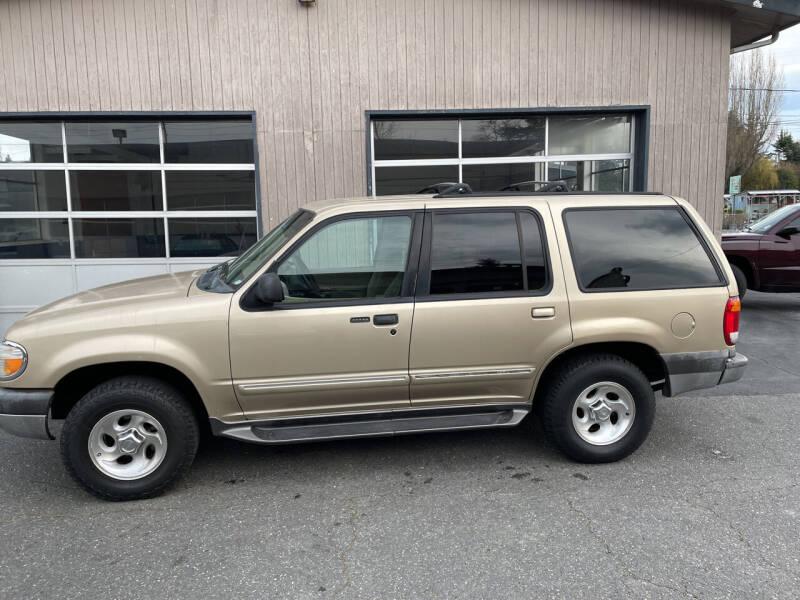 1999 Ford Explorer for sale at Westside Motors in Mount Vernon WA