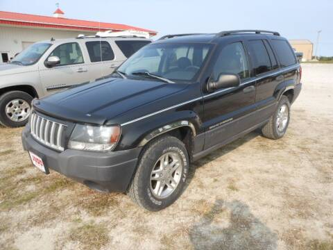 2004 Jeep Grand Cherokee for sale at JUDD MOTORS INC in Lancaster MO