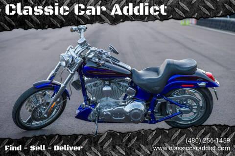 2004 Harley Davidson CVO for sale at Classic Car Addict in Mesa AZ