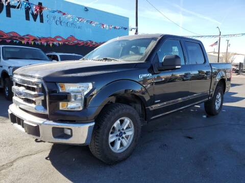 2016 Ford F-150 for sale at DPM Motorcars in Albuquerque NM