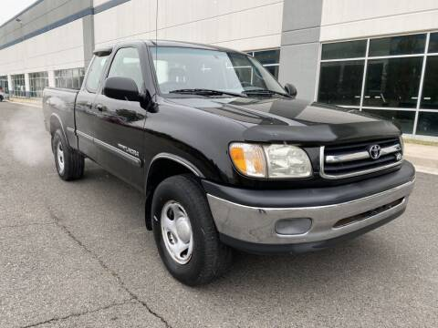 2002 Toyota Tundra for sale at PM Auto Group LLC in Chantilly VA