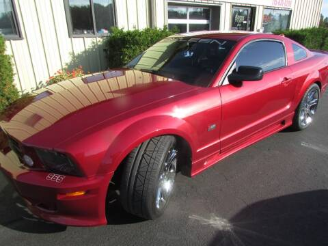 2005 Ford Mustang for sale at Toybox Rides in Black River Falls WI