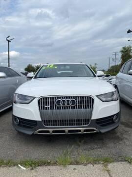 2013 Audi Allroad for sale at Mastro Motors in Garden City MI