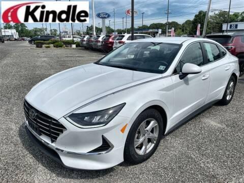 2020 Hyundai Sonata for sale at Kindle Auto Plaza in Middle Township NJ
