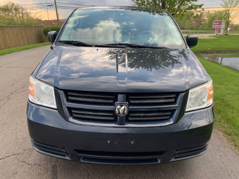 2009 Dodge Grand Caravan for sale at Luxury Cars Xchange in Lockport IL