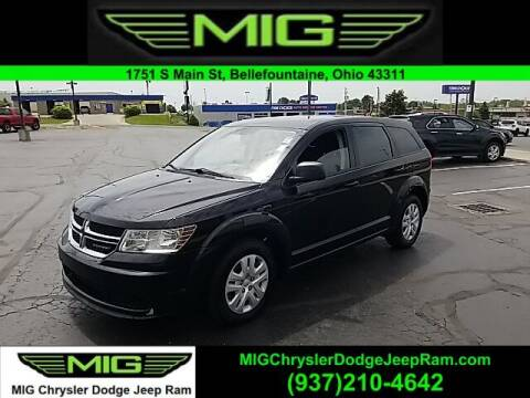 2014 Dodge Journey for sale at MIG Chrysler Dodge Jeep Ram in Bellefontaine OH