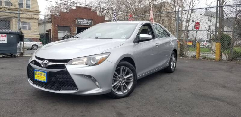 2017 Toyota Camry for sale at Elis Motors in Irvington NJ