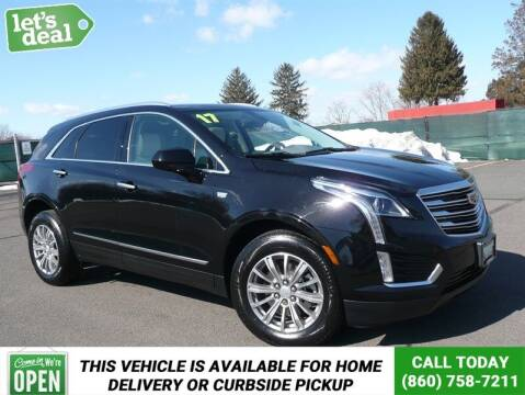 2017 Cadillac XT5 for sale at Shamrock Motors in East Windsor CT
