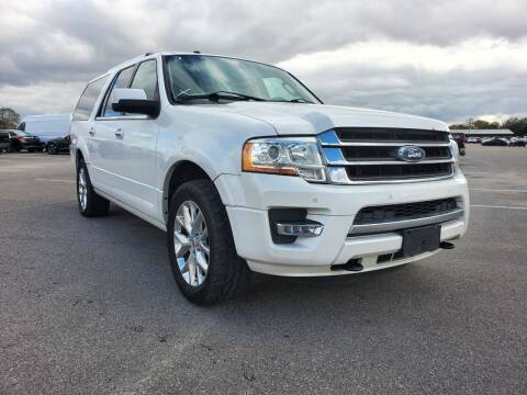 2016 Ford Expedition EL for sale at Zora Motors in Houston TX