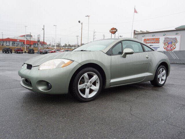 2008 Mitsubishi Eclipse for sale at CHAPARRAL USED CARS in Piney Flats TN